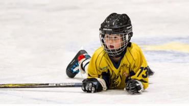 Vpis v šolo drsanja in hokeja na ledu